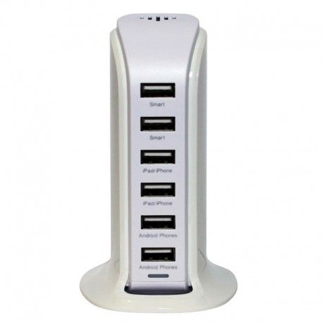 Buy Online the Enecharger Mobile Phone Charger Tower - Fast Shipping from Sydney to all Parts of Australia