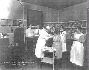 Doctors and Staff of Waverly Hills Sanatorium