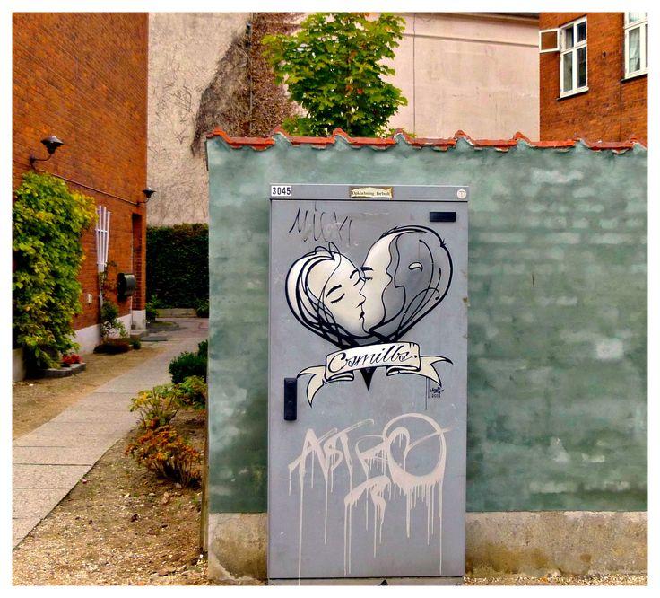 Love on Oxford Allé in Sundby - Amager!
