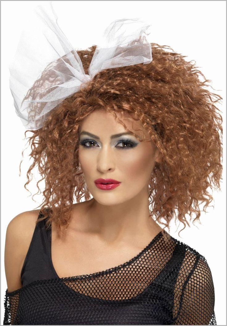 Frauenfrisuren 1980 Frauen Frisuren Kurzehaarestufig Kurz Haar Frauen Frauenfrisuren Frisure Womens Wigs Fancy Dress Wigs Curly Wigs