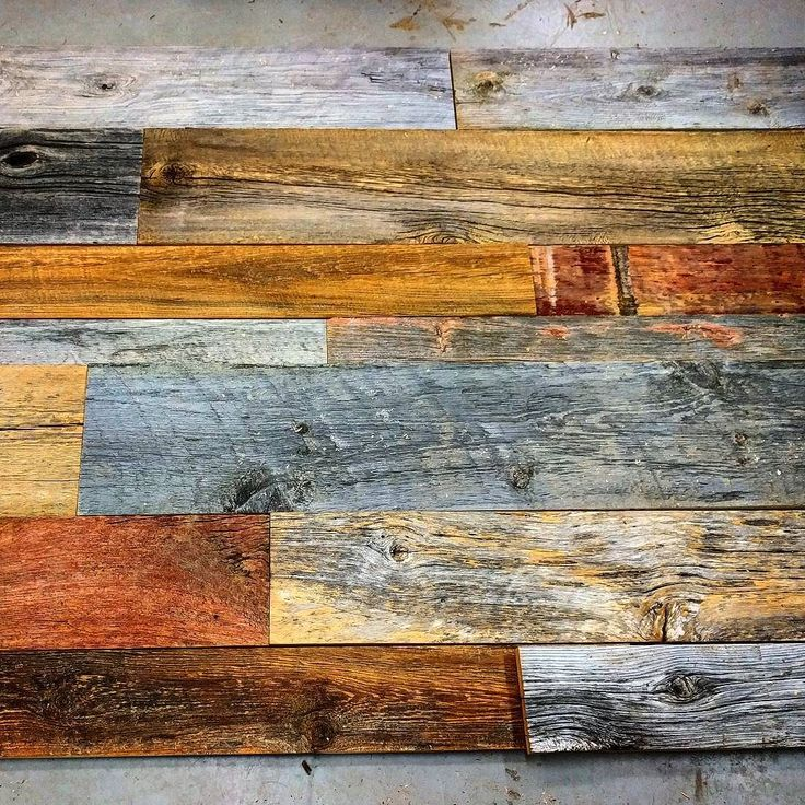 Mocking up a multi coloured reclaimed barn board headboard for a client - this is a mix of our brown grey and faded red barn board.  Stop by one of our huge warehouse / showrooms in Hamilton or Toronto for all your reclaimed wood and live edge needs!  #barnboard #barnwood #barn #reclaimed #reclaimedwood #rustic #rusticwood #igers #toronto #hamilton #hamont #tdot #the6ix #905 #cottage #muskoka #decor #loft #condo #GTA #fireplace #woodworking #urbanlumber #liveedgeslabs #liveedge #barnbeam…