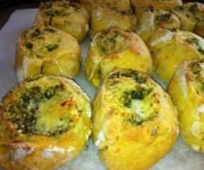Pumpkin, Chickpea, Pesto & Cheese Scrolls | Official Thermomix Forum & Recipe Community
