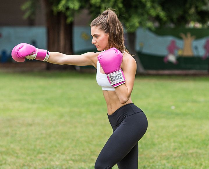 A Beginner's Guide To The Workout Models Love... #boxing #LaurensLyst #fitspiration