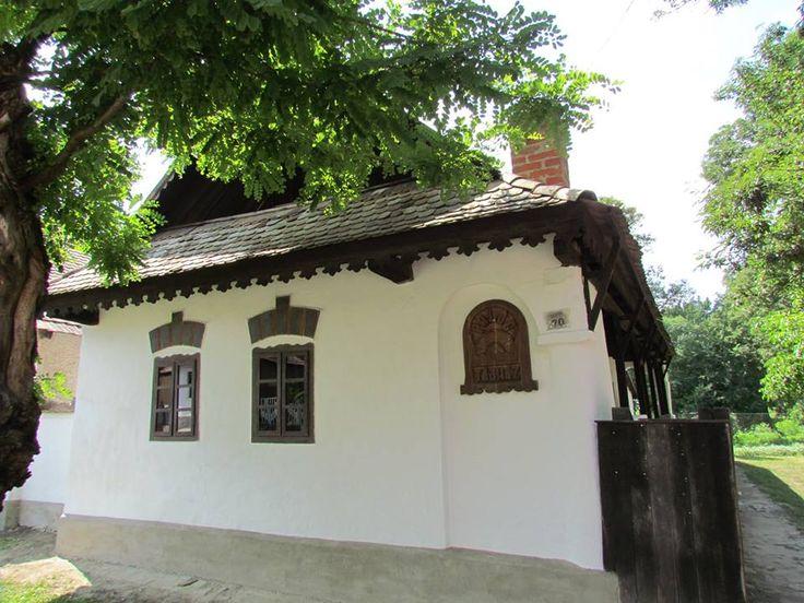 Palóc Tájház Bátonyterenyén a Gyürky-Solymossy Kastély közelében - Forrás: http://www.muemlekem.hu/muemlek?id=6524