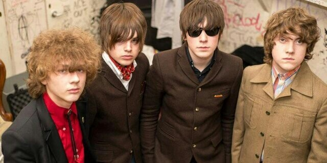 The Strypes!
