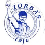 Zorba's Cafe - yummy Greek food!