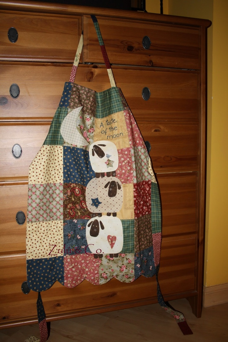 Zulu & Co...I Love this Apron!