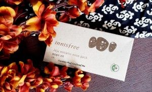 Innisfree Jeju Volcanic Nose Pack Review, Innisfree Jeju Volcanic Nose strip Review, Affordable nose strip India, Nose strip for blackheads, Innisfree products,   Innisfree products for blackheads, Nose strip india