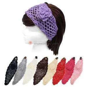 Crochet Hair Accessories Patterns : African+Head+Wrap+Instructions Crochet Flower Head Wrap Button ...