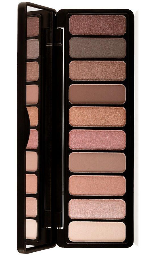 Obsessing Over E.L.F.'s Rose Gold Eyeshadow Palette http://www.musingsofamuse.com/2016/02/obsessing-over-e-l-f-s-rose-gold-eyeshadow-palette.html