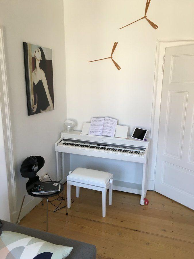 Die besten 25+ Klavier wohnzimmer Ideen auf Pinterest Klavier - wohnzimmer komplett weis