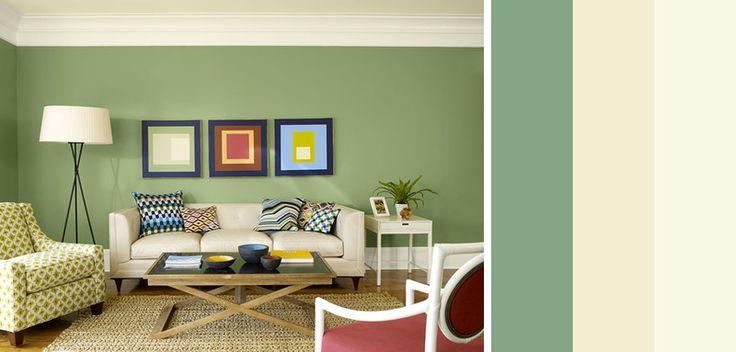 Oltre 25 fantastiche idee su colori delle pareti della for Colori salotti
