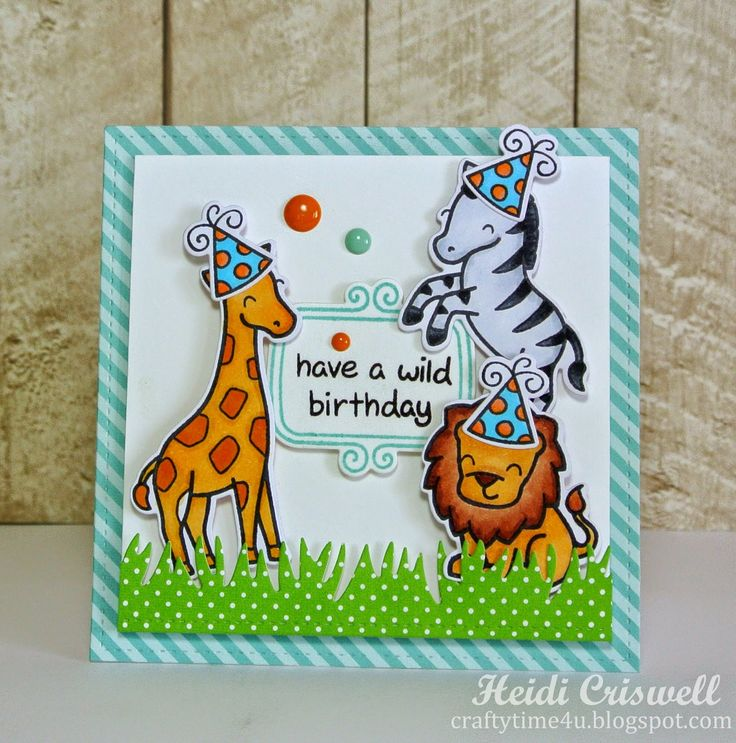 Best Babykids Images On Pinterest Mft Stamps Baby Cards - Childrens birthday cards for the queen