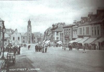 Lanark, Scotland