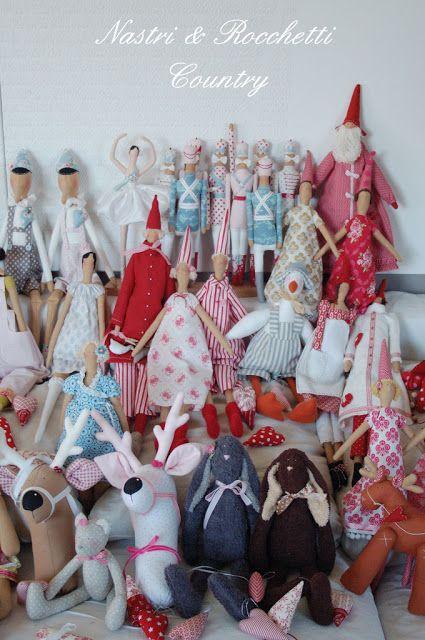 Tilda bambole