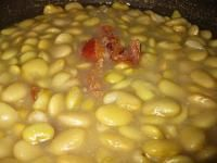 Ham and Lima bean soup was of my father's favorite things to eat. I remember more than a few fall days with a big pot cooking on the stove all day long. I didn't care for it much as a kid, but as I go...