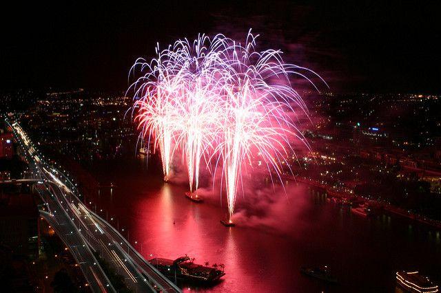 10 tips voor het fotograferen van vuurwerk