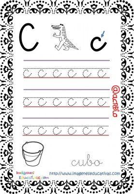 Cuaderno de trazos Imágenes Educativas letra escolar (3)