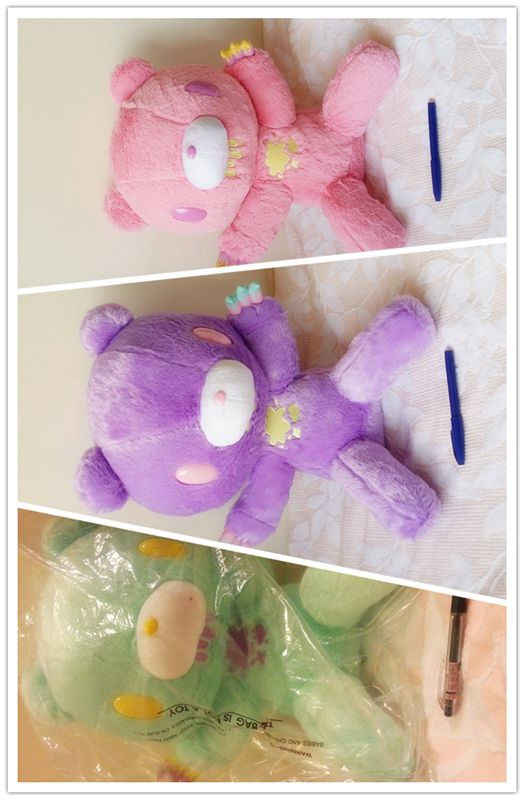 It is about 18inch tall and 13.5 inch wide  Only one per color available    $13 is for air shipment and handling include tracking number from Hong Kong !!~