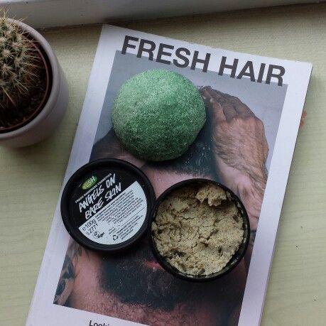 Nieuwe post online! Twee nieuwe lush producten. https://absolutehester.wordpress.com/2015/07/26/2-nieuwe-lush-producten/