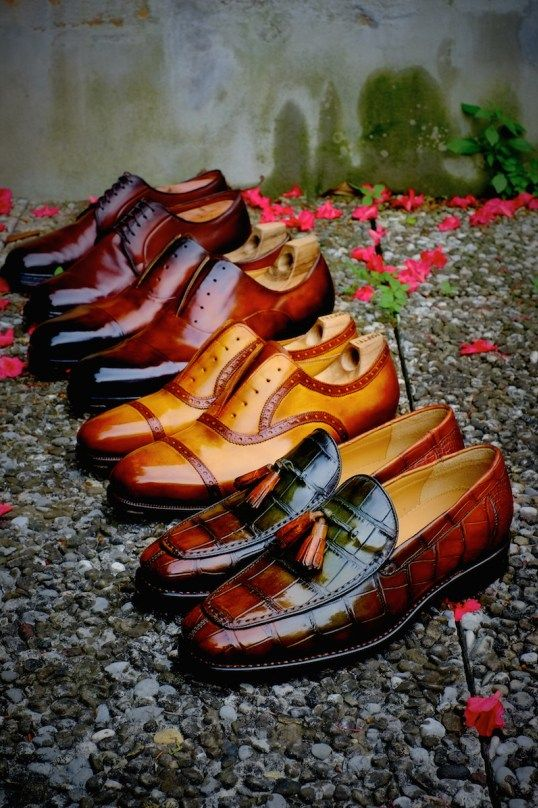 Dandy Shoe Care Patina