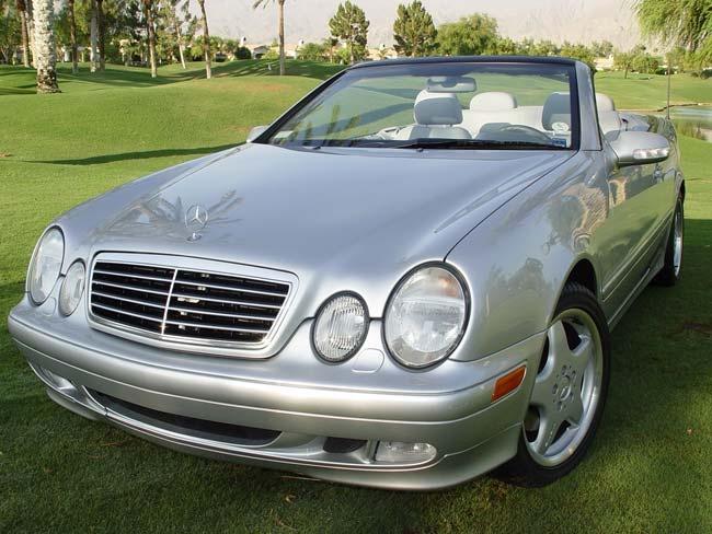 2003 Mercedes CLK 320 Conv   Hope mine sooooon xD