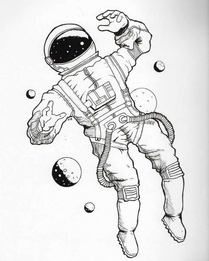 Space Marine Lineart by Blazbaros on DeviantArt  |Astronomy Line Drawing