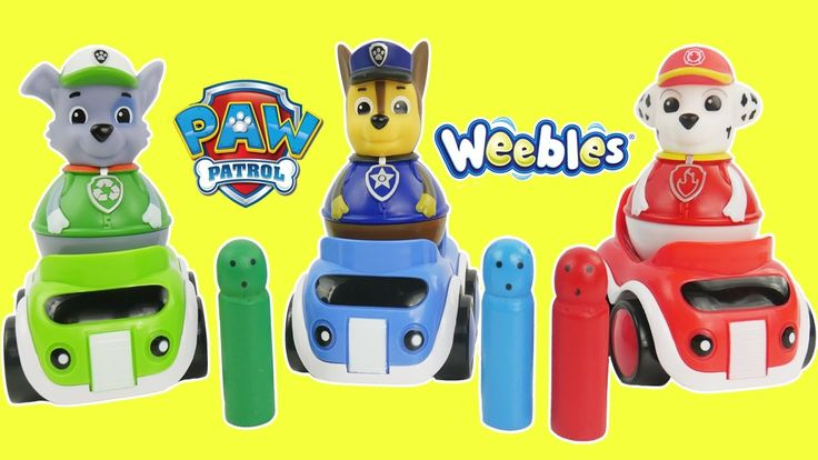 Paw Patrol Weebles New Toys Surprise egg Marshall Skye Chase Patrulla canina. These are some of the best toys for preschoolers to learn colors eye-hand coordination and English a s a second language (ESL).  Subscribe here to never miss a video: https://www.youtube.com/channel/UCsRW8ikkc-uISUXtNKBfFcw?sub_confirmation=1  - Watch my last video: https://youtu.be/YUBdhfOikNU  More of my videos in playlists:  Secret Life of Pets…