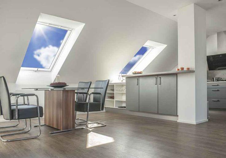 14 besten ideen f r deine wohnung im dachgeschoss mit dachschr gen bilder auf pinterest. Black Bedroom Furniture Sets. Home Design Ideas