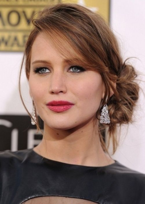 Best Wispy Bangs Round Face Ideas On Pinterest Bangs Long - Elegant hairstyles for round face