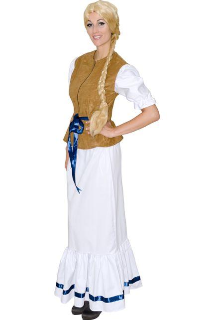 Costume de Falbala  soyez une magnifique gauloise ! Ledeguisement.com