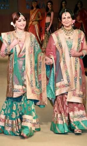 Image result for chatapati gharara designs.