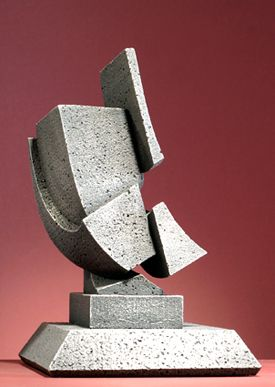 Synergy - Abstract Sculpture by Richard Arfsten
