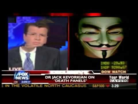 I love Anynomous - without them situation of world would be worse! Anonymous Hacks Fox News Live on Air - 2015