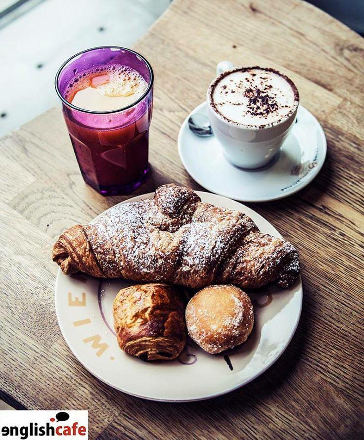 #Desayuno con #Englishcafe