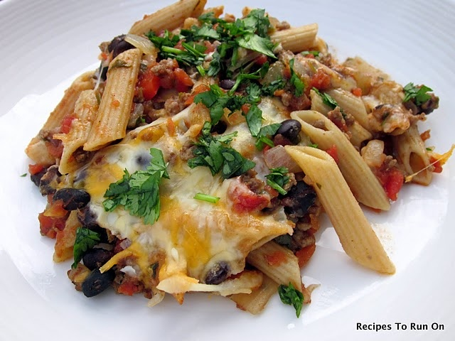 Mexican pasta casserole | Recipes | Pinterest