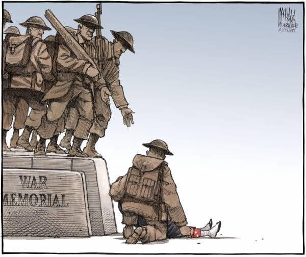 Editorial Cartoon   The Chronicle Herald