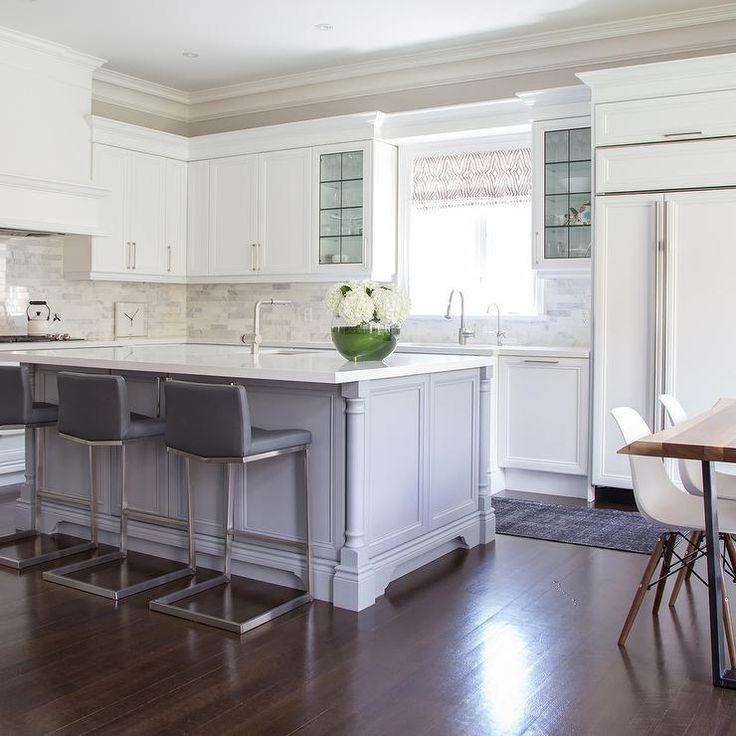 1000 Ideas About Gray Quartz Countertops On Pinterest