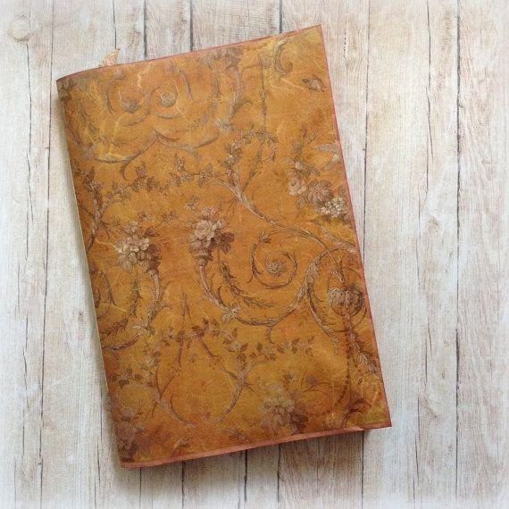 Romantic Vintage style Junk Journal. by AStoryFullOfJournals