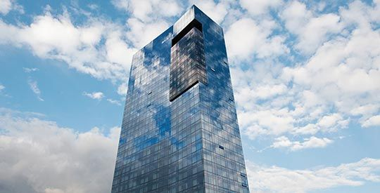 Trump SoHo Hotel New York. We loved staying at the Trump in Toronto and we hear the New York Trump is even better. This would be our dream hotel for our next stay in NYC.