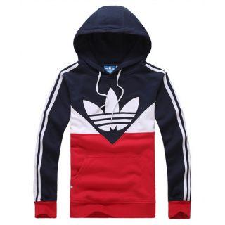 Sudadera Adidas - Blue/Red ----22.90 euros!