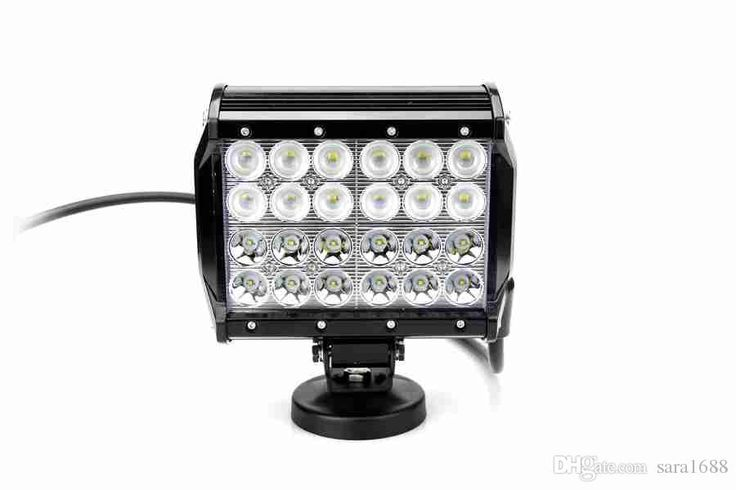 hot sale led bar light, 6.5 inch 72 w four rows cree off road led light bar, auto led light bar cree - $569.99