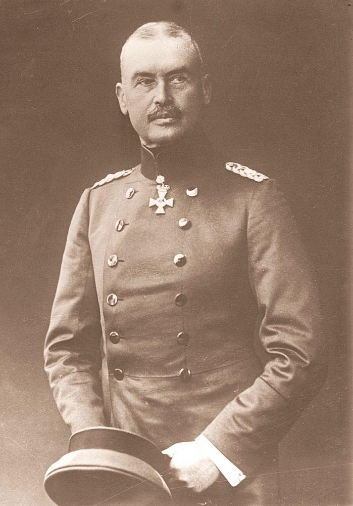 General Otto Liman von Sanders
