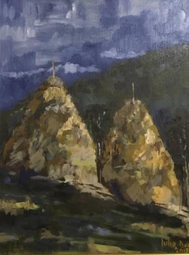 Haystacks - Iulia Deme