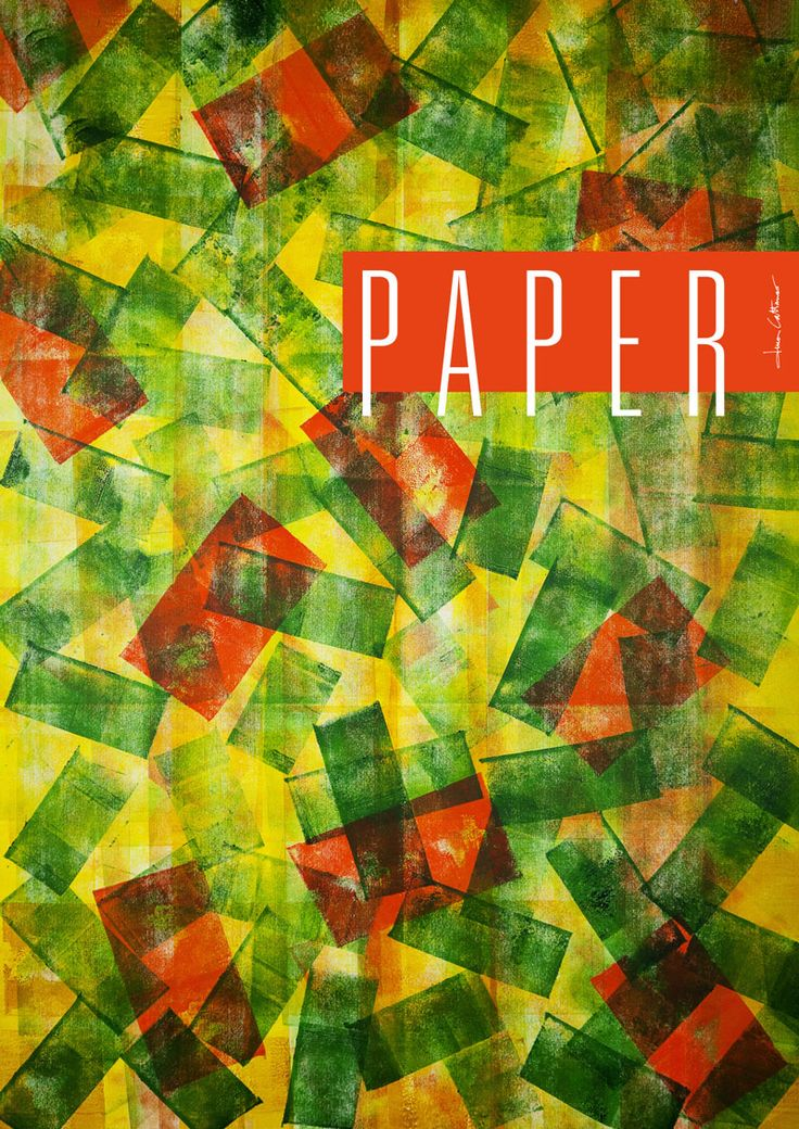 Paper Project #14 - #creativity #paper #colour