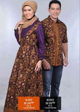 #Gamis & #Koko #batik hadir dengan motif yang baru