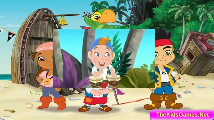 Jake and the NeverLand Pirates The Elephant Surprise Full Episode 2014