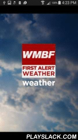 WMBF First Alert Weather  Android App - playslack.com ,  The WMBF Mobile Weather App includes: * Access to station content specifically for our mobile users * 250 meter radar, the highest resolution available * Future radar to see where severe weather is headed * High resolution satellite cloud imagery * Current weather updated multiple times per hour * Daily and Hourly forecasts updated hourly from our computer models * Ability to add and save your favorite locations * A fully integrated…