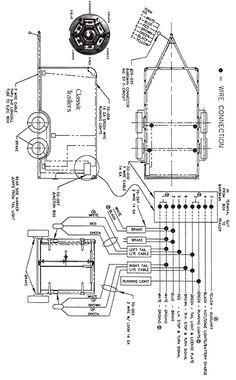 rv travel trailer Junction Box Wiring Diagram | Trailer