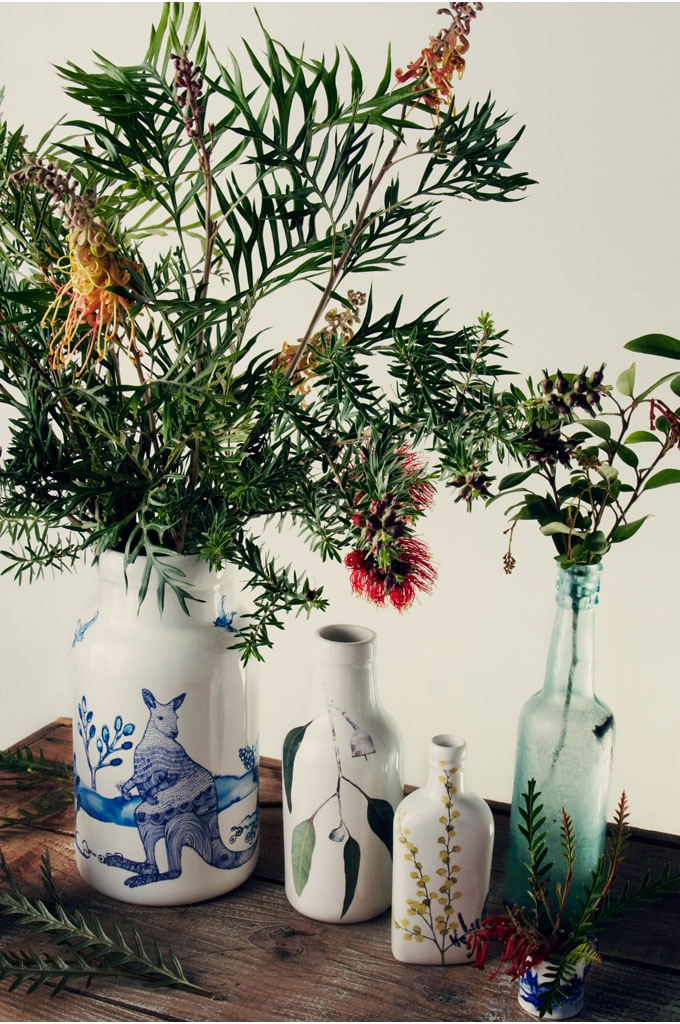 Botanic Vases | Angus and Celeste